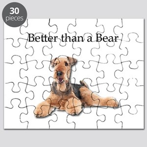 Airedale Terrier is even better than a bear Puzzle