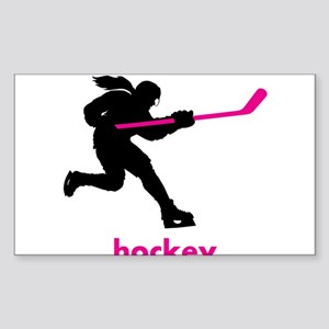 Play Hockey Sticker