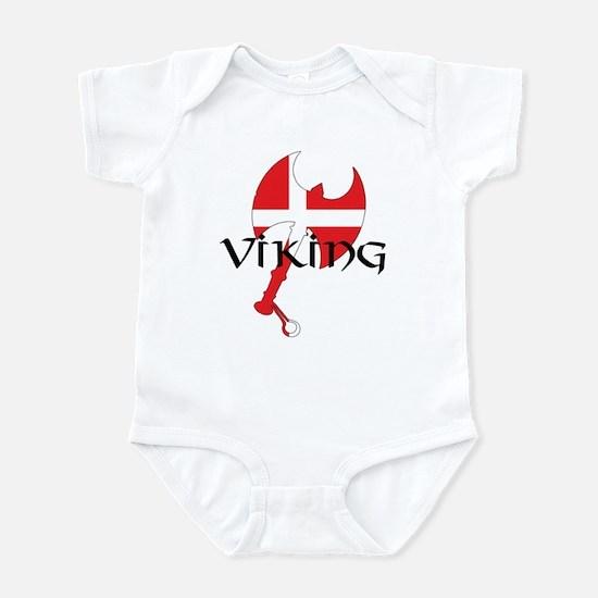 Denmark Viking Axe Infant Bodysuit