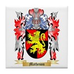 Matheson Tile Coaster