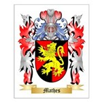 Mathes Small Poster