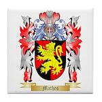 Mathes Tile Coaster