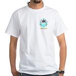 Mathers White T-Shirt