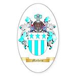 Mathers Sticker (Oval)