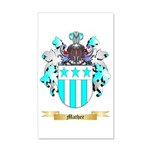 Mather 35x21 Wall Decal
