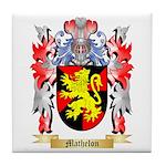 Mathelon Tile Coaster
