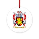 Mathelon Round Ornament