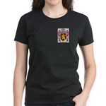 Mathee Women's Dark T-Shirt
