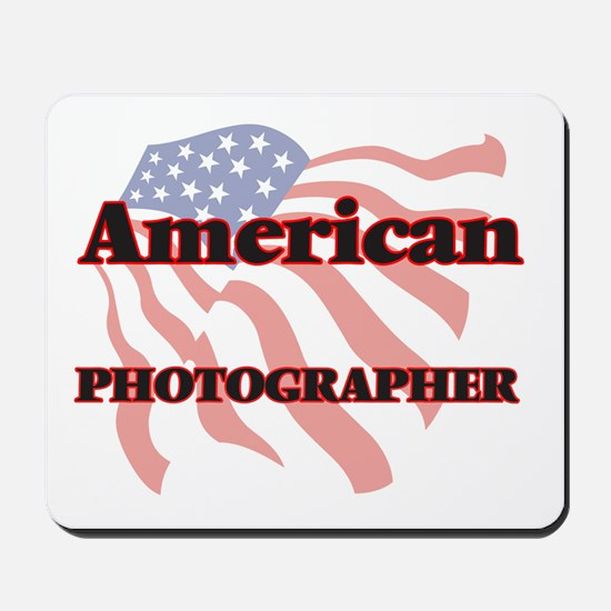 American Photographer Mousepad