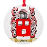Mateo Round Ornament