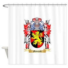 Matejcek Shower Curtain