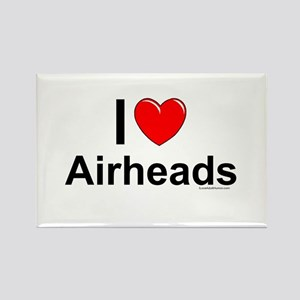Airheads Rectangle Magnet