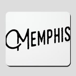 Memphis Tennessee Mousepad