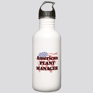 American Plant Manager Stainless Water Bottle 1.0L
