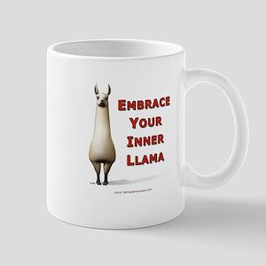 Large Llama Mugs