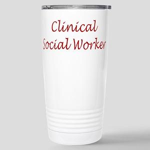 Clinical Social Worker Mugs