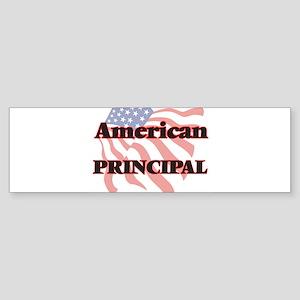 American Principal Bumper Sticker