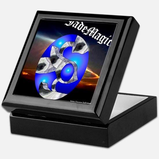 Cute Jademagick Keepsake Box