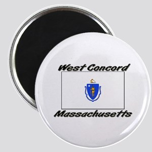 West Concord Massachusetts Magnet