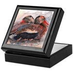 Black-bellied Whistling Ducks Keepsake Box