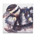 Baby Black-bellied Whistling Duck Tile Coaster