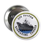 """USS Fulton (AS 11) 2.25"""" Button (100 pack)"""