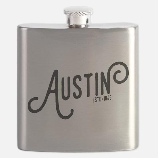 Austin Texas Flask