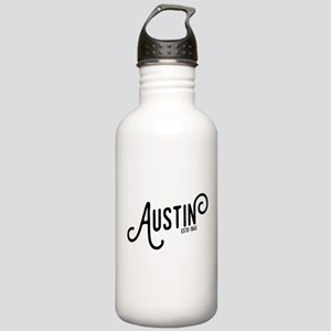 Austin Texas Stainless Water Bottle 1.0L