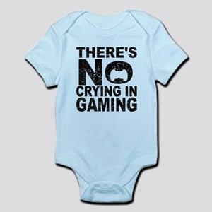 There's No Crying In Gaming Body Suit