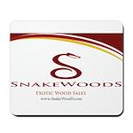 SnakeWoodS Mousepad