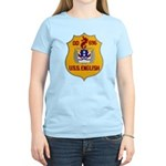 USS ENGLISH Women's Light T-Shirt