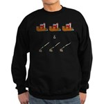 Boats and Hoes Sweatshirt