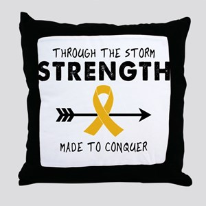 Through The Storm Strenght Made To Conquer Throw P