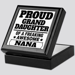 I'm A Proud Granddaughter Of A Freaking Awesome Na