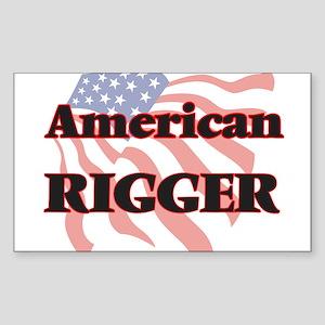 American Rigger Sticker