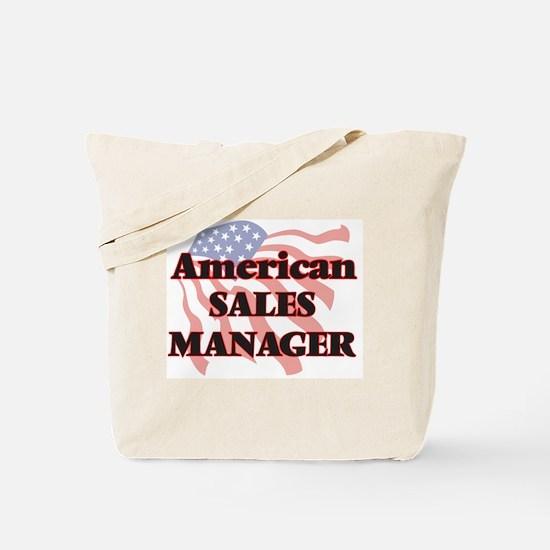 American Sales Manager Tote Bag