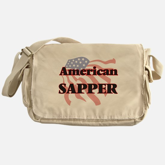 American Sapper Messenger Bag