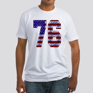 76 USA Fitted T-Shirt
