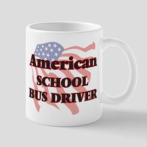 American School Bus Driver Mugs