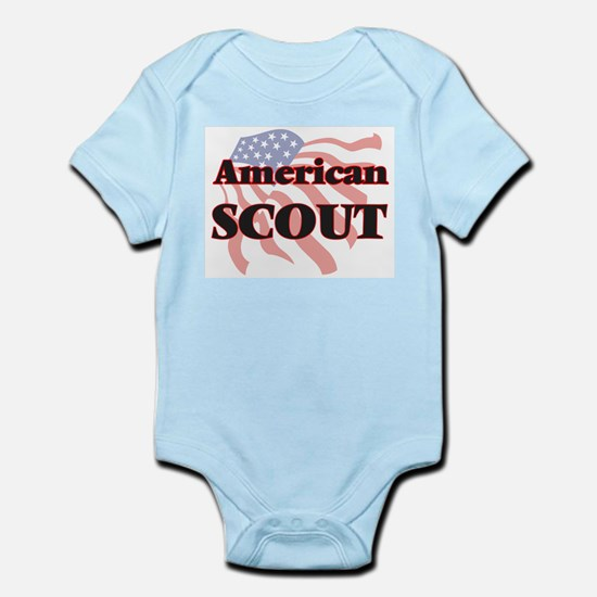 American Scout Body Suit