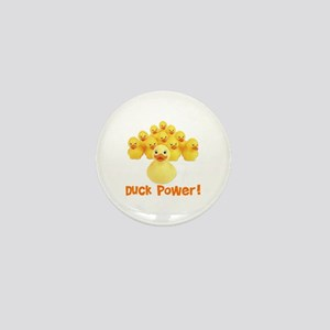 Duck Power! Mini Button