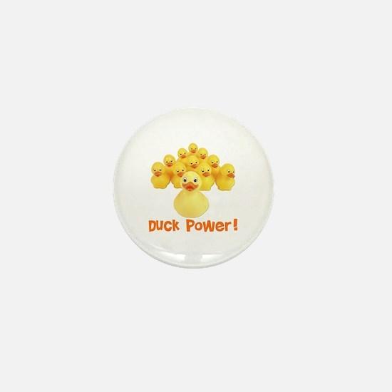 Duck Power! Mini Button