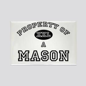 Property of a Mason Rectangle Magnet