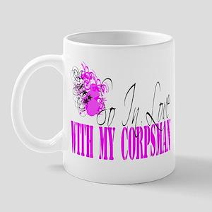 so in love with my corpsman Mug