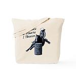 3 Barrels 2 hearts 1 passion. Tote Bag