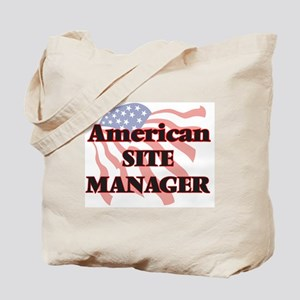 American Site Manager Tote Bag