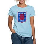 USS ENGLAND Women's Light T-Shirt