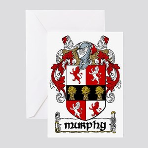 Murphy Coat of Arms Greeting Cards (Pk of 20)