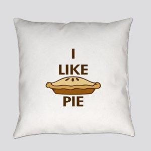 I Like Pie Everyday Pillow