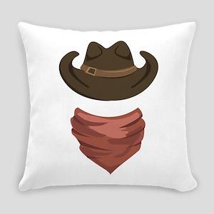 Cowboy Everyday Pillow